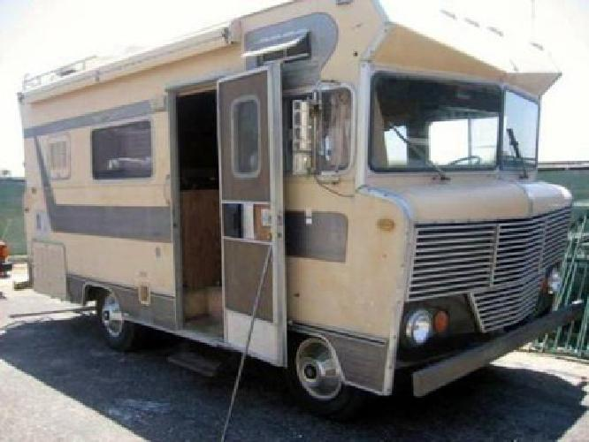 Parting Out::: 1973 Winebago D18 D18 for sale in Murrieta