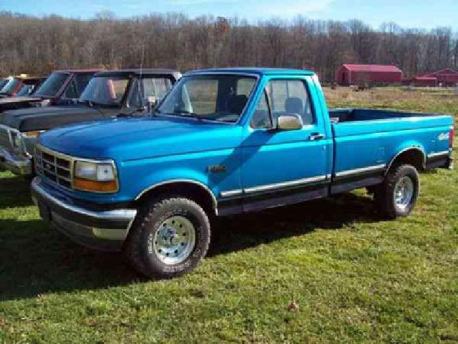 parting out 1995 ford f 150 xlt 4x4 for sale in. Black Bedroom Furniture Sets. Home Design Ideas