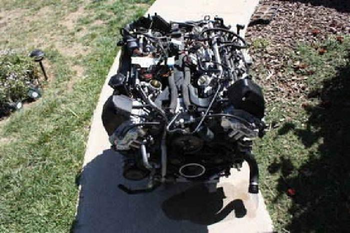 parting out bmw e60 m5 engine s85 for sale in fallbrook. Black Bedroom Furniture Sets. Home Design Ideas