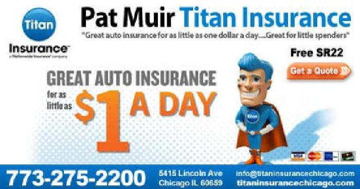 Pat Muir Titan Insurance