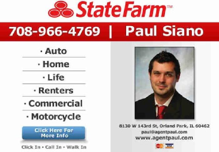 Paul Siano - State Farm Insurance Agent
