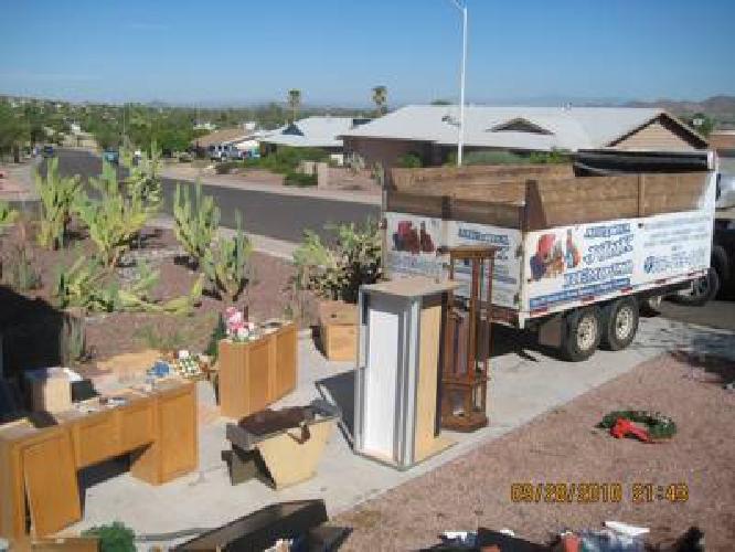 Peoria AZ Bulk Trash Collection, Peoria Bulk Waste Pick Up Scheduling
