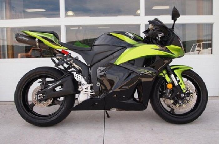 perfect Honda CBR