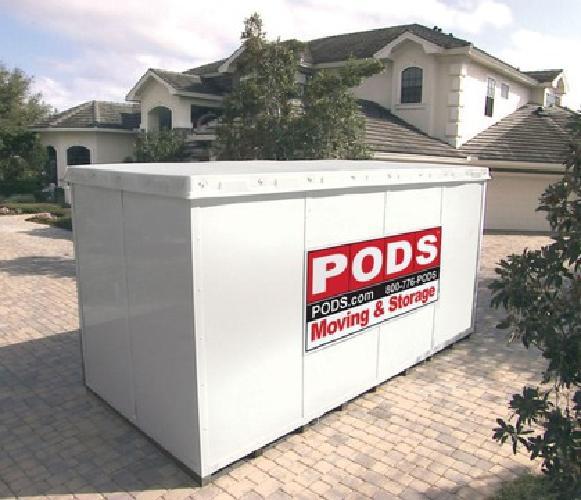 PODS Denver - Moving and Storage
