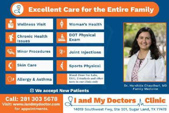 Primary Care Doctors- I and My Doctors Clinic