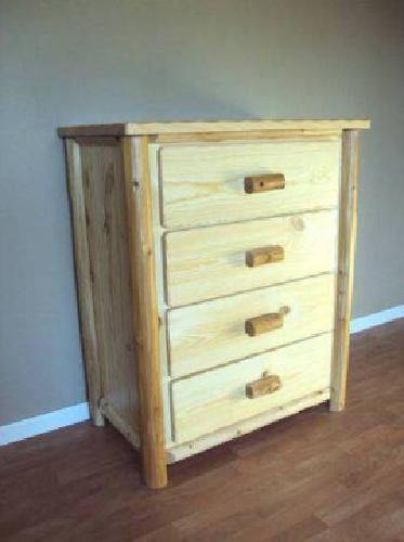 Quality Custom Rustic Cedar Log Furniture and Log Railings