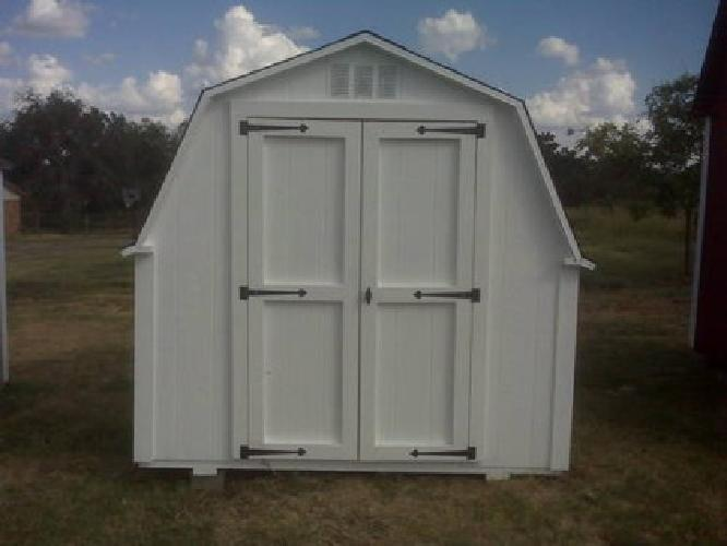Rent To Own Or Cash Price Storage Shed Sale No Credit