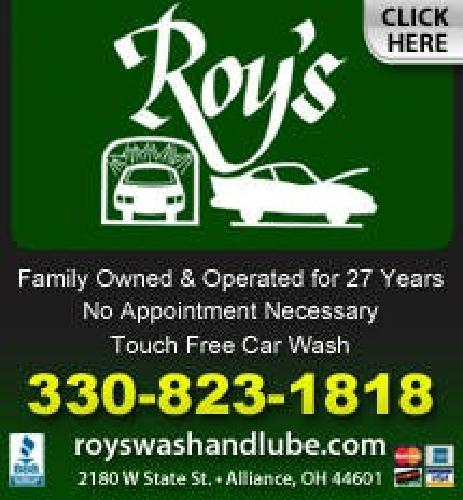 Roy's Car Wash & Lube Shop Inc