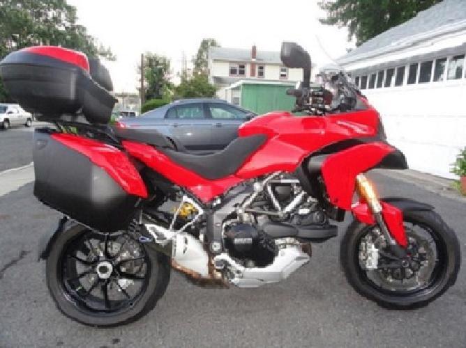 *~s 2010 Ducati Multistrada 1200*M