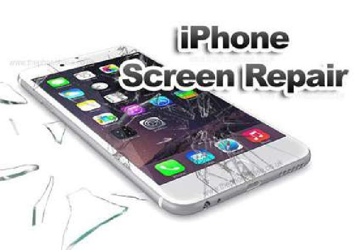 Screen Replacement + Digitizer for iPhone 6 plus is ONLY