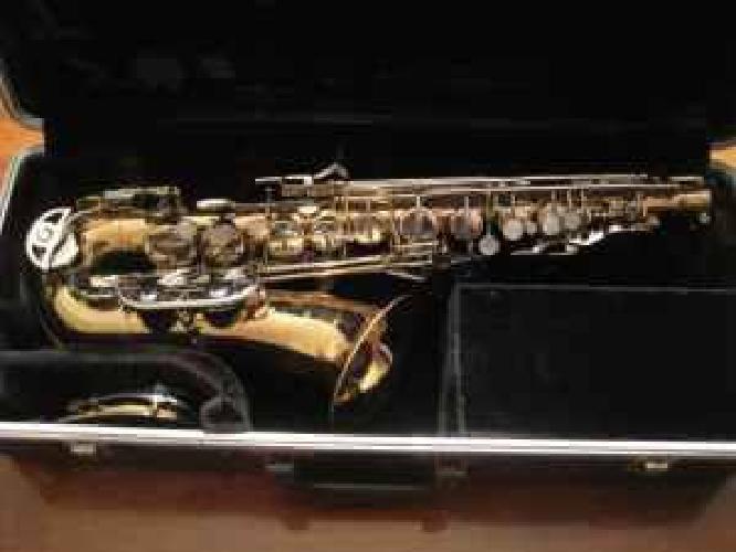 Selmer Bundy II Alto Saxophone $365/OBO