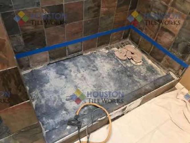 Shower pan problem