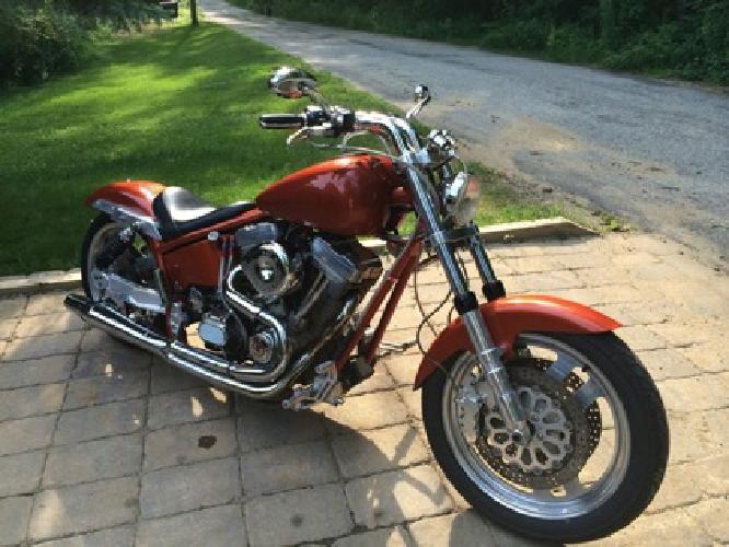 *~sKGqA8A 1999 Pro Street FXR Custom Built Motorcycles .8*Mf5BGO