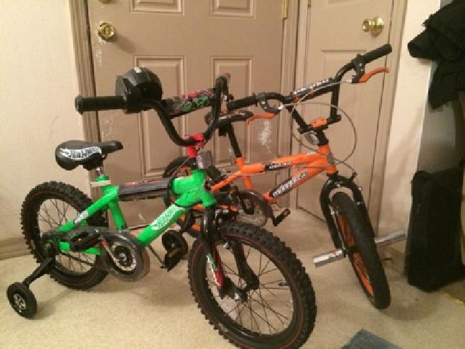 Small Kid Bikes