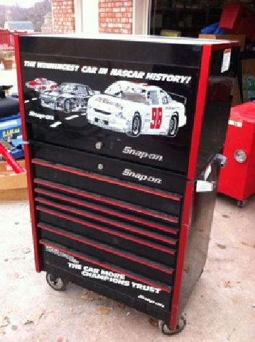 Snap-On Tool Boxes and Equipment