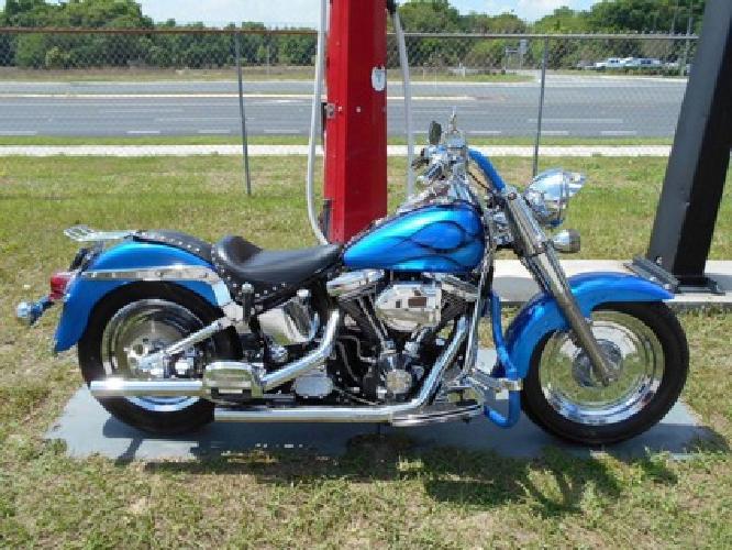 Softail Harley 1996