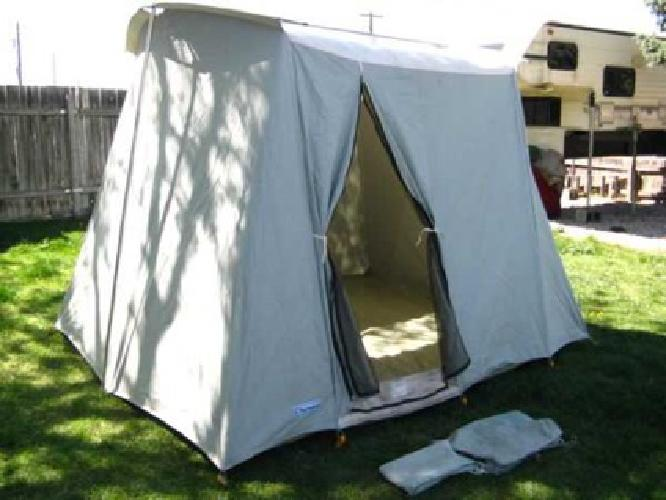 Posted By & Springbar Tents. Vagabond 4 hardly used. Canopy u0026 7199 Modulal ...