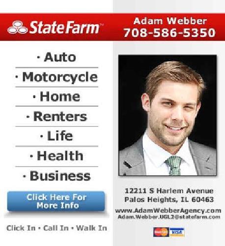 State Farm Adam Webber