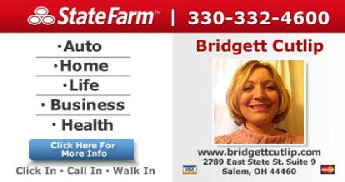 State Farm Bridgett Cutlip