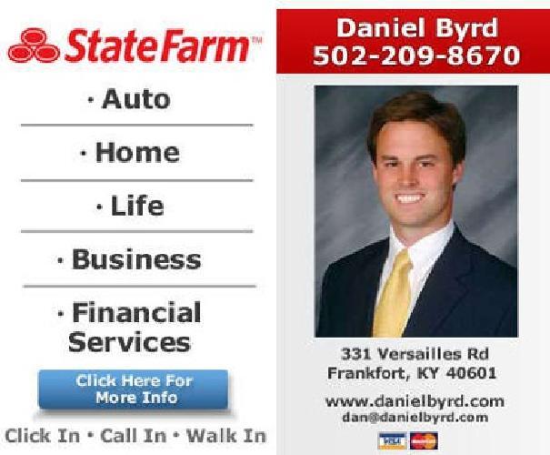 State Farm Daniel Byrd