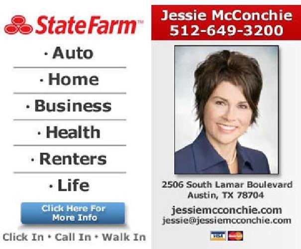 State Farm Jessie McConchie