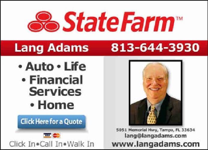 State Farm Lang Adams