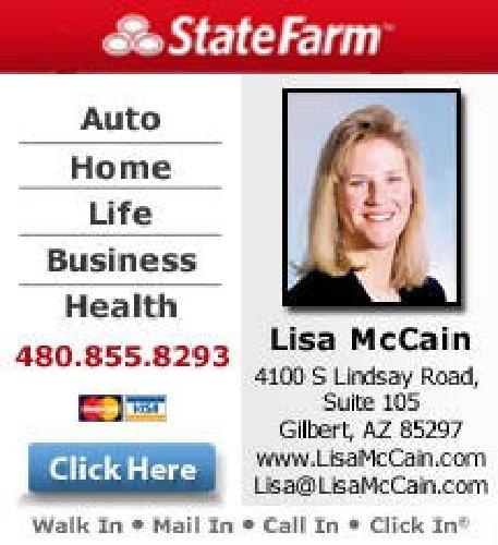 State Farm Lisa McCain