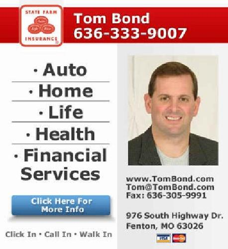 State Farm - Tom Bond