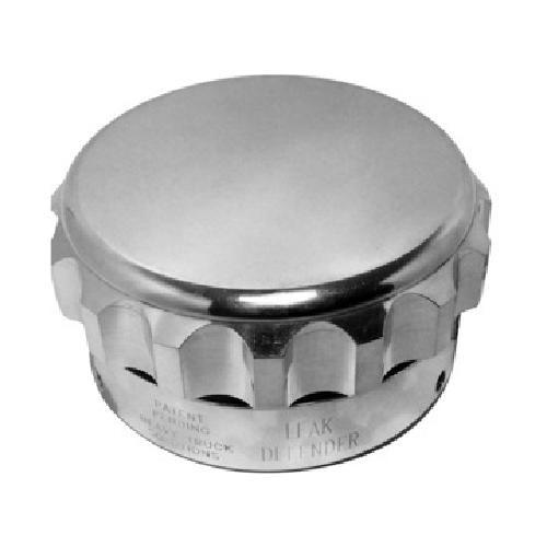 Stop Leaking Fuel Caps on Freightliners | Leak Defender Collar & Cap