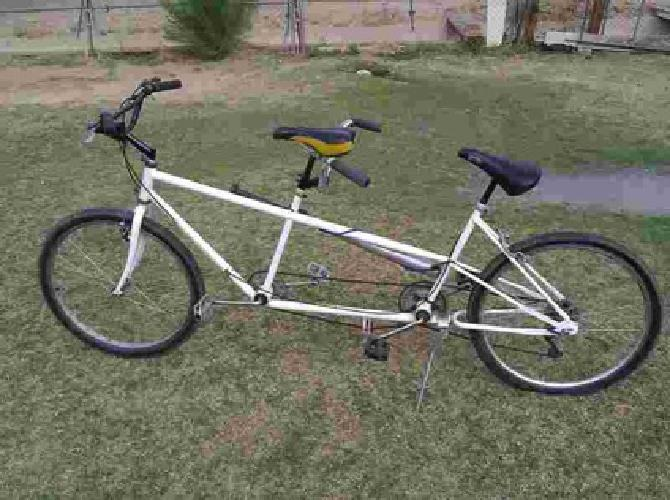 Tandem Bike---2 Seater---Must go Asap!!! (Gilbert) in Phoenix, Arizona ...