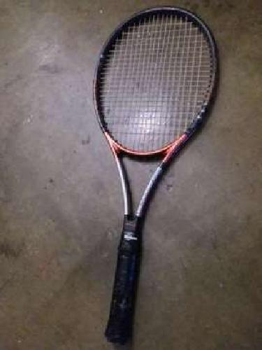 Tennis Raquets - Wilson (2), Prince, Volkl