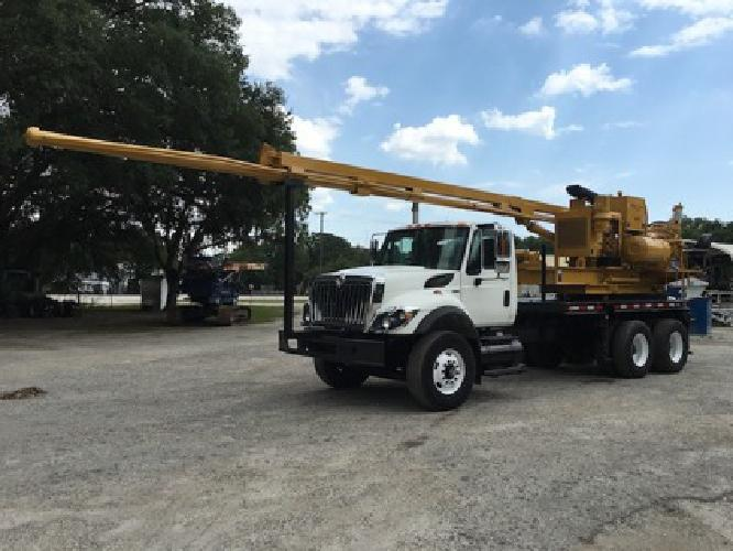 Texoma 600 foundation drill rig for sale