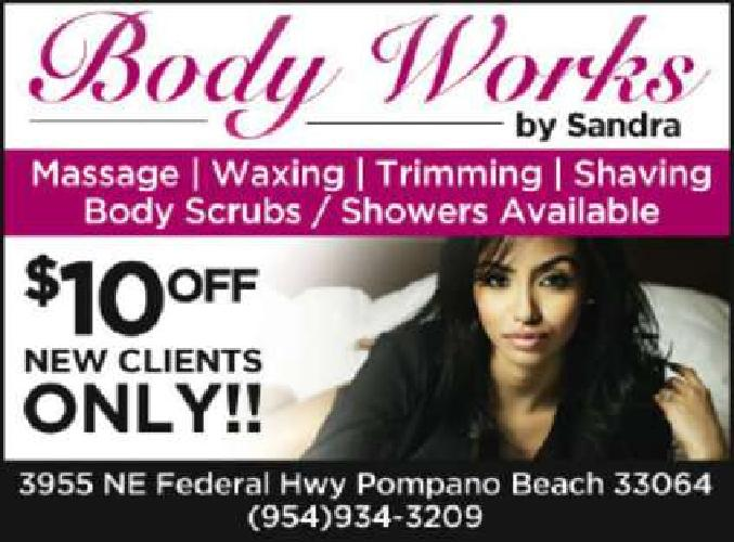 The best Massage & Spa Services in town 954-9343209