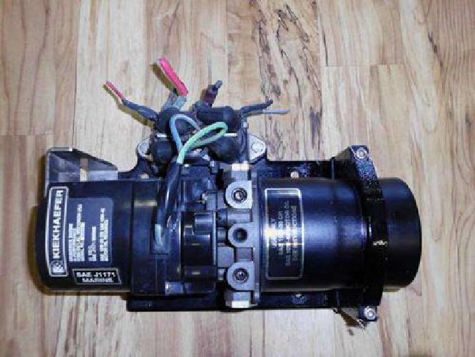 Trim Tilt Pump Assembly Sae J1171 Marine For Sale In