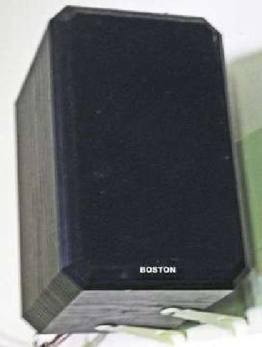 Two Boston Hi-Fi Speakers