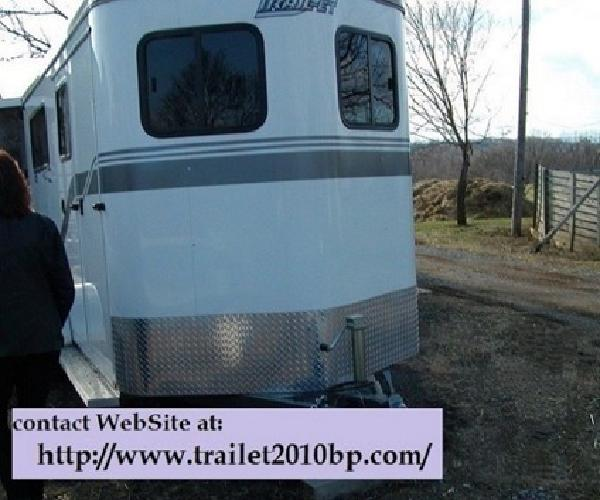 u^aHV3ZTk Trail-et 2010 New Yorker 2 HorseThoroughbred