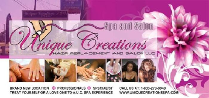 Unique Creations Spa