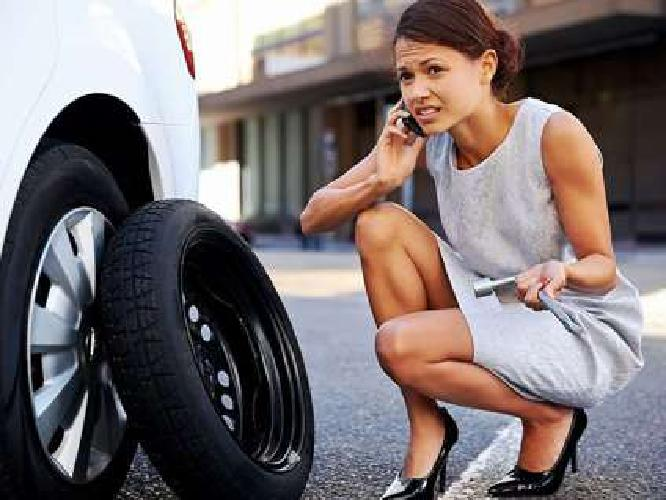 Unlimited Roadside Assistance - Total Security Plan $19.95 / Month
