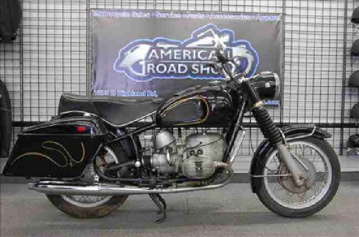 used 1969 bmw r60 for sale for sale in waterford michigan classified. Black Bedroom Furniture Sets. Home Design Ideas