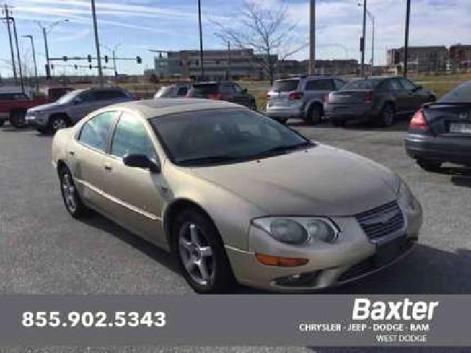 Used 1999 Chrysler 300M 4dr Sdn