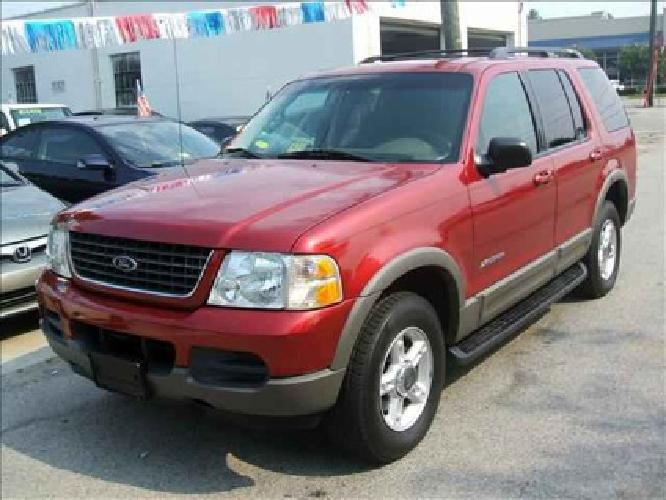 used 2002 ford explorer for sale for sale in norfolk virginia. Cars Review. Best American Auto & Cars Review