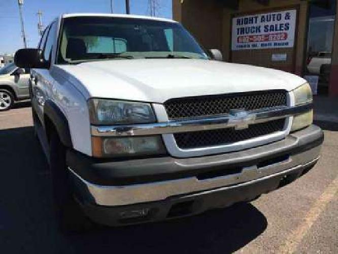 Used 2004 Chevrolet Avalanche 1500 for sale