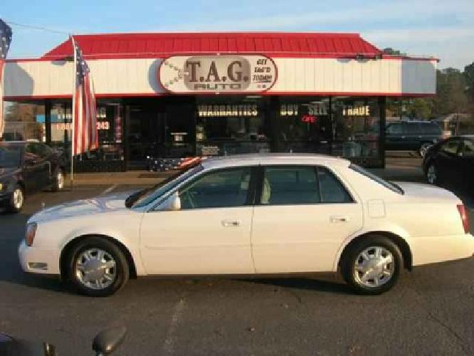 used 2005 cadillac deville for sale for sale in virginia beach virginia classified. Black Bedroom Furniture Sets. Home Design Ideas