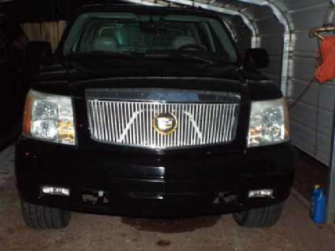 Used 2005 Cadillac Escalade EXT for sale