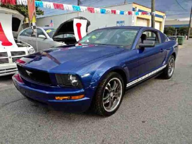 used 2005 ford mustang for sale for sale in norfolk virginia. Cars Review. Best American Auto & Cars Review