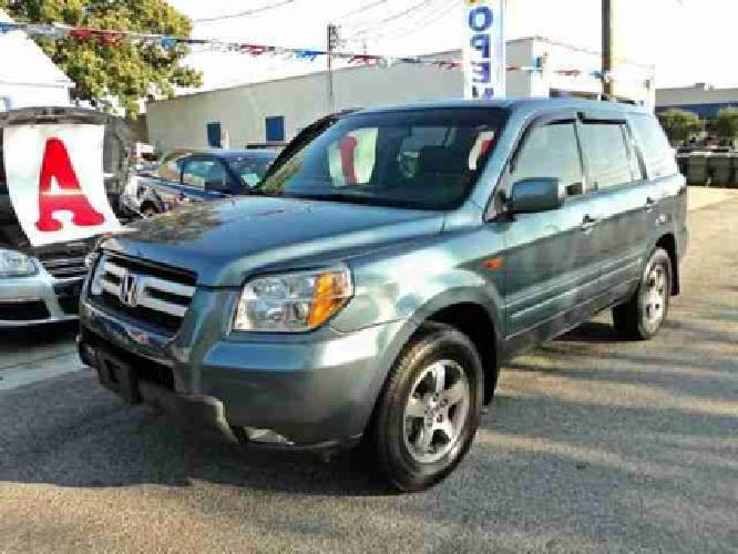 used 2006 honda pilot for sale for sale in norfolk virginia classified. Black Bedroom Furniture Sets. Home Design Ideas