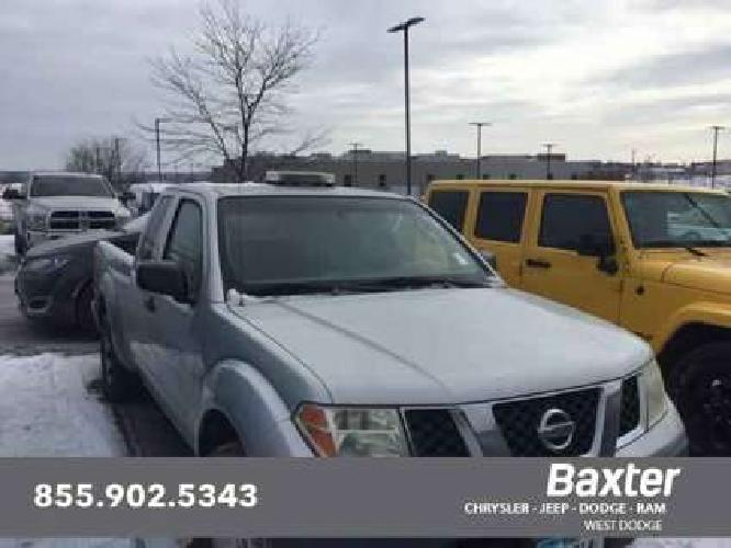 Used 2007 Nissan Frontier 2WD King Cab Auto