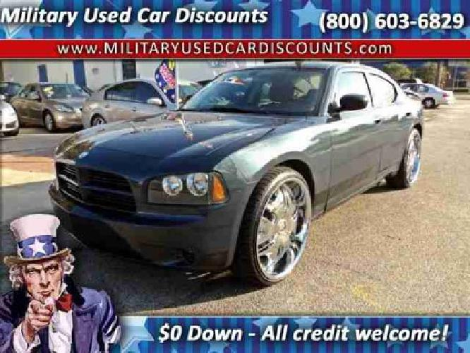 used 2008 dodge charger for sale for sale in norfolk virginia classified. Black Bedroom Furniture Sets. Home Design Ideas