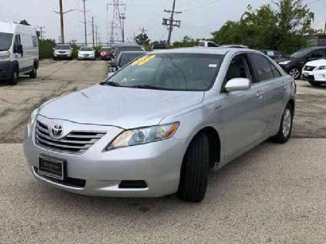 Used 2008 Toyota Camry for sale