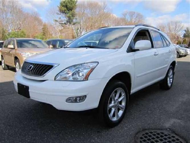 used 2009 lexus rx 350 awd suv 43 766 miles for sale in saint james new york classified. Black Bedroom Furniture Sets. Home Design Ideas